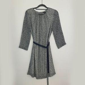 Armani Exchange Polka Dot Dress
